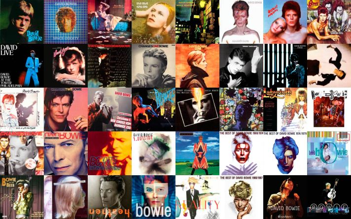 bowie-album-collage