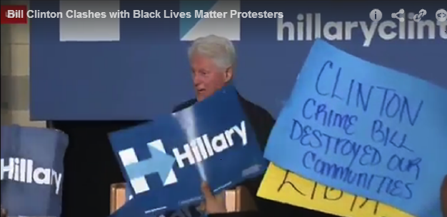 Bill clinton blm