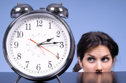Clock-watching-at-work