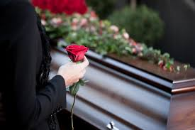 funeral scam