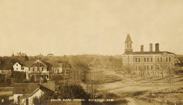 South Ward School, Superior, Nebraska 1908.preview
